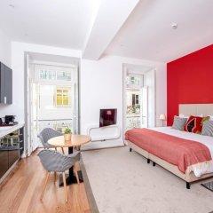 Отель Martinhal Lisbon Chiado Family Suites 5* Студия с различными типами кроватей