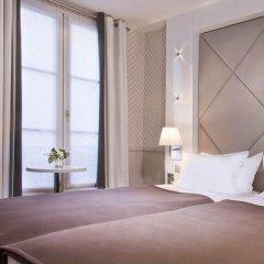 Отель Longchamp Elysées 3* Стандартный номер с двуспальной кроватью