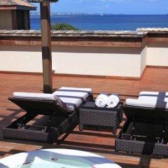 Отель InterContinental Resort Mauritius 5* Номер Делюкс с различными типами кроватей фото 8