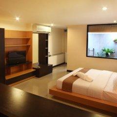 Hotel La Villa Khon Kaen 3* Номер Делюкс с двуспальной кроватью фото 7