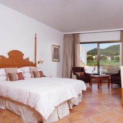 Отель Golf Santa Ponsa 4* Стандартный номер с различными типами кроватей фото 4