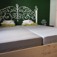 Отель Amber Rooms Стандартный номер с двуспальной кроватью (общая ванная комната) фото 11