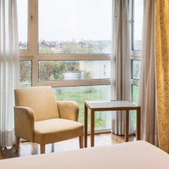 Hotel ILUNION Pio XII 4* Стандартный номер с различными типами кроватей фото 2