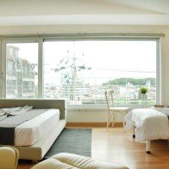 Отель The Mei Haus Hongdae 3* Стандартный семейный номер с двуспальной кроватью фото 14
