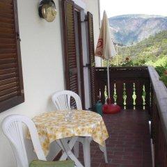 Отель Residence Rebgut Италия, Лана - отзывы, цены и фото номеров - забронировать отель Residence Rebgut онлайн балкон