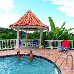 Отель Tropical Lagoon Resort бассейн