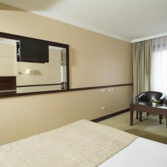 Topkapi Inter Istanbul Hotel 4* Стандартный номер с двуспальной кроватью фото 30