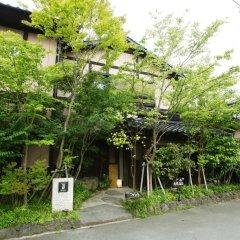 Отель Yunoyado Irifune Минамиогуни парковка