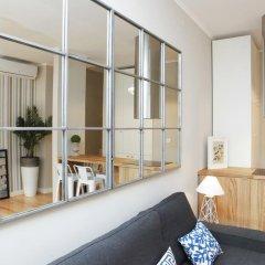 Отель Flores Guest House 4* Улучшенные апартаменты с различными типами кроватей фото 12