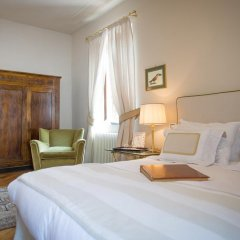 Отель Castello Di Mornico Losana Номер Делюкс фото 37