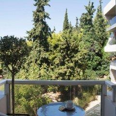 St George Lycabettus Hotel 5* Улучшенный номер с различными типами кроватей фото 4