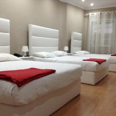 Hotel Royal 2* Стандартный семейный номер разные типы кроватей фото 6
