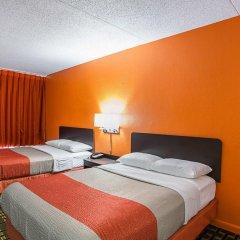 Отель Motel 6 Vicksburg, MS 2* Стандартный номер с различными типами кроватей фото 10