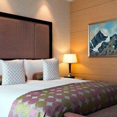 Лотте Отель Москва 5* Улучшенный номер разные типы кроватей