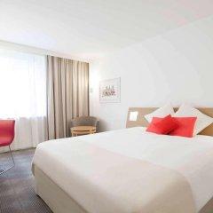 Отель Novotel Zurich Airport Messe 4* Улучшенный номер с различными типами кроватей фото 3
