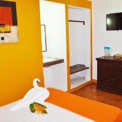 Hotel Hacienda de Vallarta Centro 3* Стандартный номер с двуспальной кроватью фото 5