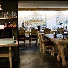 Отель Erzscheidergaarden Норвегия, Рерос - отзывы, цены и фото номеров - забронировать отель Erzscheidergaarden онлайн питание