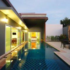 Отель Sudee Villa 4* Вилла разные типы кроватей фото 7