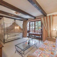 Отель Das Central – Alpine . Luxury . Life 5* Улучшенный номер с различными типами кроватей фото 3