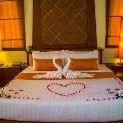 Отель Railay Bay Resort and Spa 4* Коттедж Делюкс с различными типами кроватей фото 11