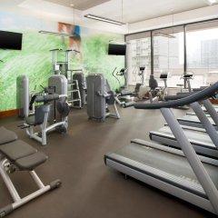 Отель The Westin Warsaw фитнесс-зал фото 3