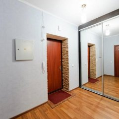 Апартаменты «33 квартирки» на проспекте Октября, 174/2 Апартаменты с различными типами кроватей фото 4