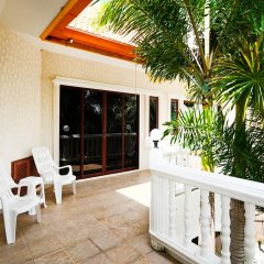 Отель Magic Villa Pattaya балкон