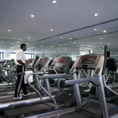 Отель Swiss-Belhotel Sharjah фитнесс-зал