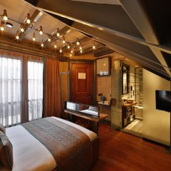 Sanat Hotel Pera Boutique 3* Улучшенный номер с различными типами кроватей фото 3