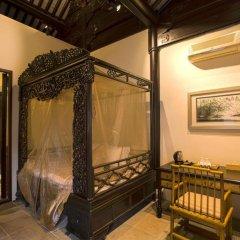 Отель Suzhou Shuian Lohas Вилла с различными типами кроватей фото 24