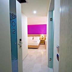 Hotel Palace Vlore 4* Номер Делюкс с различными типами кроватей фото 14