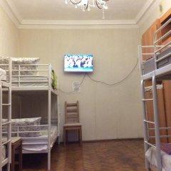 Hostel Moscow2000 Кровати в общем номере с двухъярусными кроватями фото 8