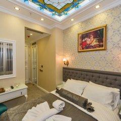 Alpek Hotel 3* Номер Делюкс с различными типами кроватей фото 9