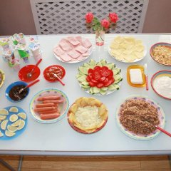 Holiday Hostel питание