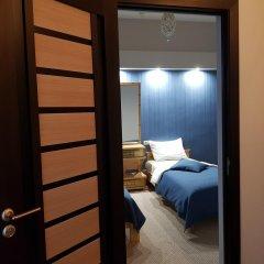 Гостиница Стригино Стандартный семейный номер разные типы кроватей фото 7