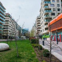 Апартаменты Sun Resort Apartments Улучшенные апартаменты с 2 отдельными кроватями фото 17
