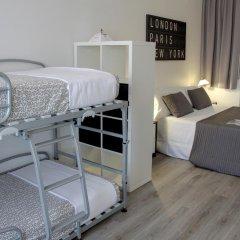 Отель Aparthotel Atenea Calabria 3* Стандартный номер с двуспальной кроватью фото 6