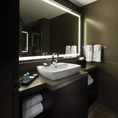 Отель Novotel New York Times Square 4* Стандартный номер с различными типами кроватей фото 5