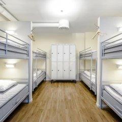City Hostel Кровать в общем номере фото 15