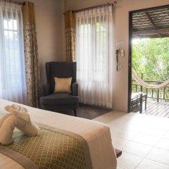 Отель Sarikantang Resort And Spa 3* Улучшенный номер с различными типами кроватей фото 2