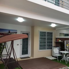 Отель Vacationhome@bkk Бангкок балкон