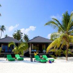 Отель Kuredu Island Resort 4* Вилла с различными типами кроватей фото 16