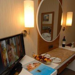 Oba Star Hotel & Spa - All Inclusive 3* Стандартный номер с различными типами кроватей фото 6