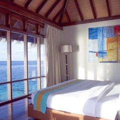 Отель Coco Bodu Hithi 5* Вилла разные типы кроватей фото 6