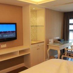 Sun Flower Hotel and Residence 4* Люкс Премиум с различными типами кроватей фото 7