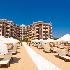 Отель Golden Rainbow Beach Aparthotel Солнечный берег пляж фото 2