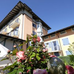 Отель Residenza Bagni & Miramonti Карано балкон