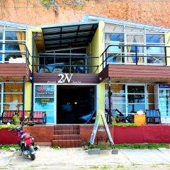2W Beach Hostel Самуи спортивное сооружение