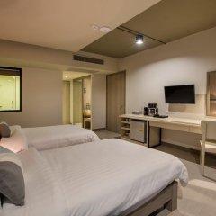 Отель Krabi La Playa Resort 4* Номер Делюкс с различными типами кроватей фото 5