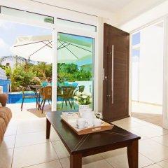 Отель Villa Alina Кипр, Протарас - отзывы, цены и фото номеров - забронировать отель Villa Alina онлайн комната для гостей фото 4